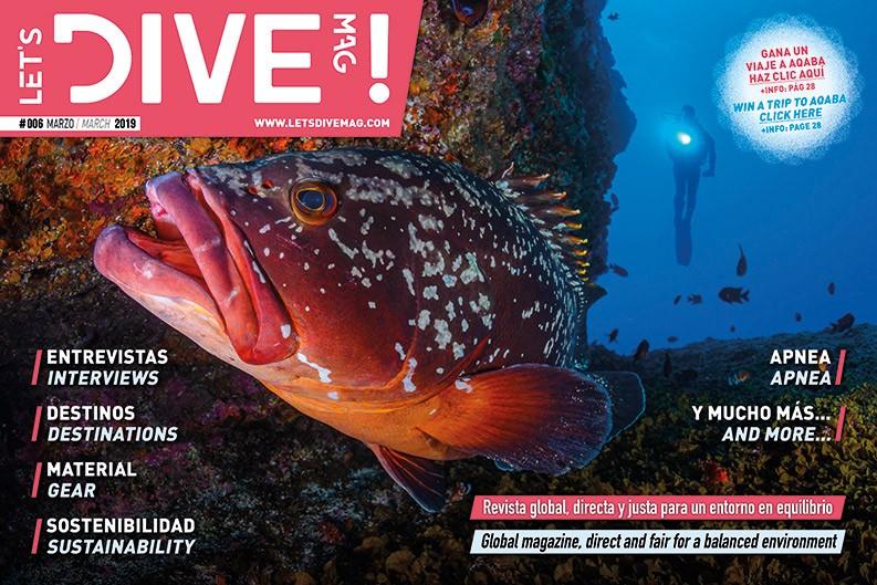 Let's Dive Mag! número 6
