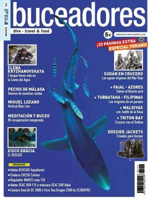 Revista de Buceo en papel