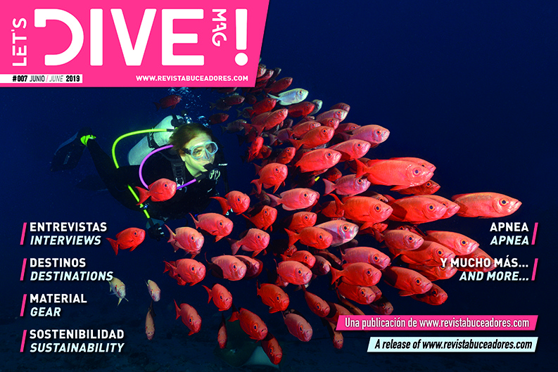 Let's Dive Mag! número 7