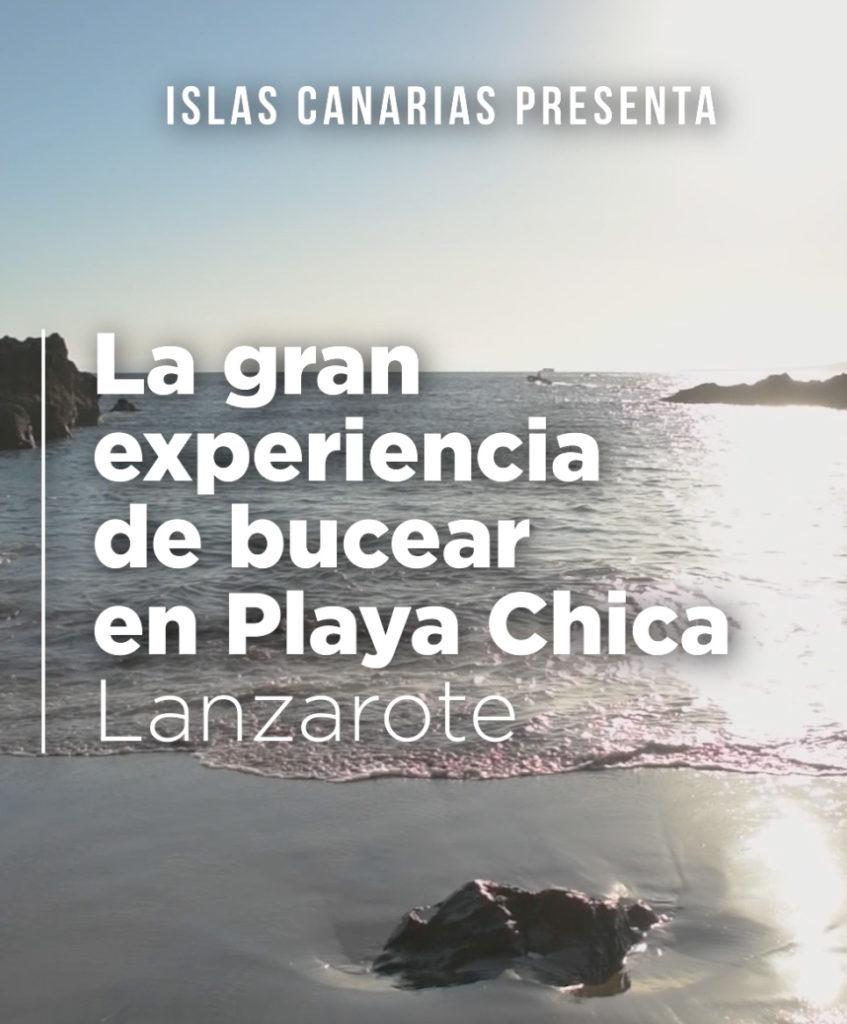 Buceo en Playa Chica, Lanzarote